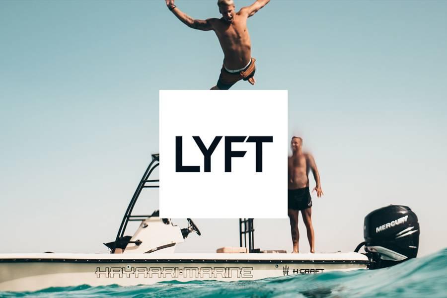 LYFT Nicotine Pouches