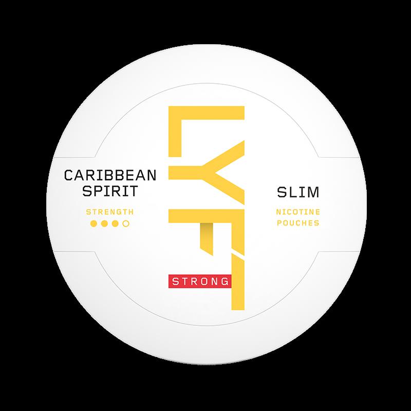 LYFT Caribbean Spirit