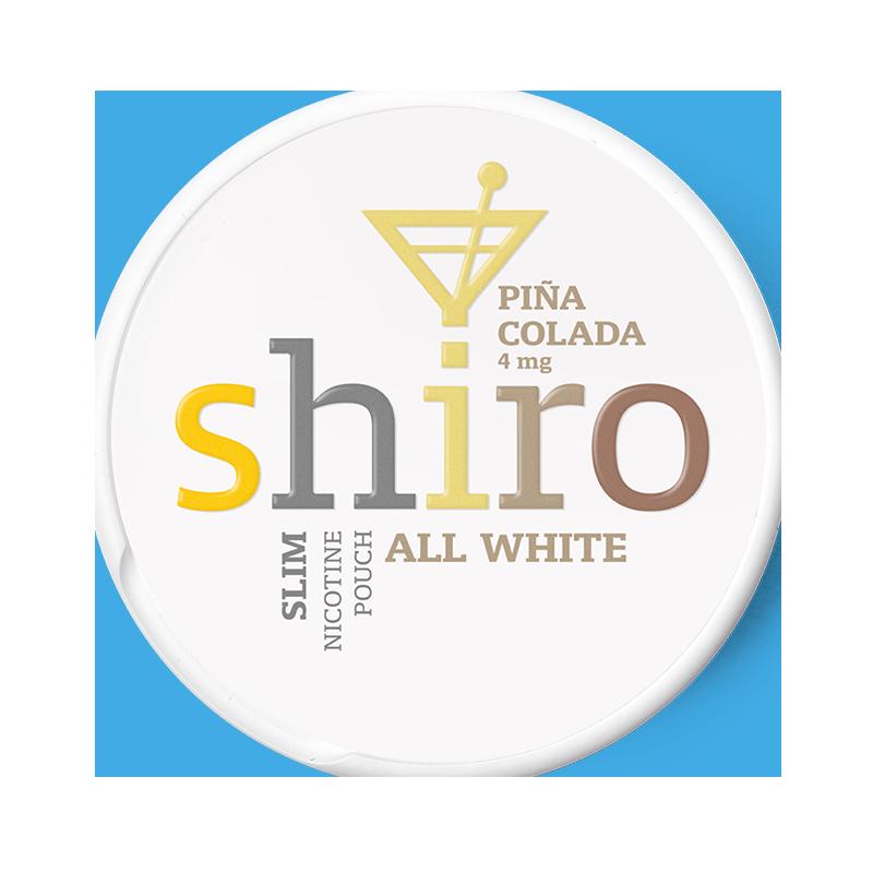 Shiro Pina Colada 4 mg