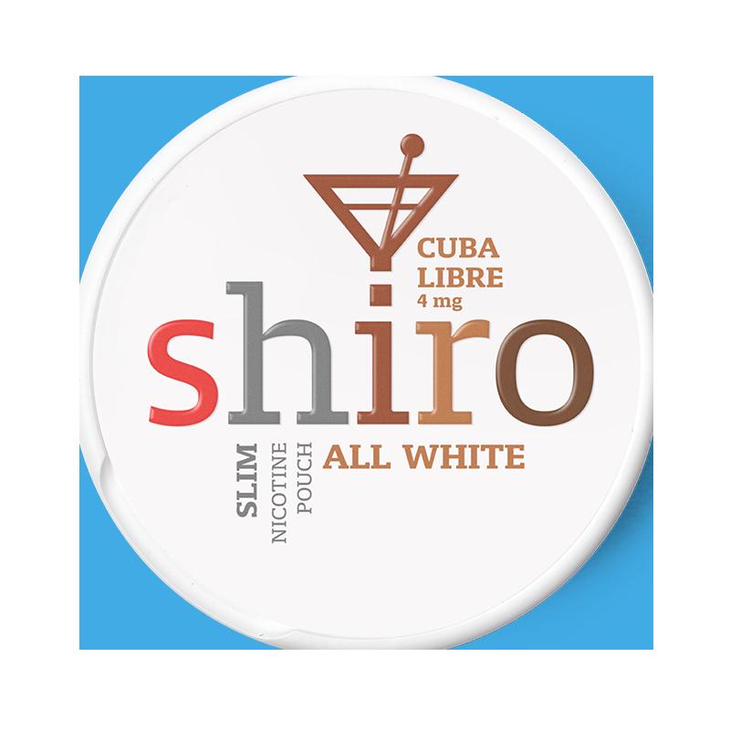 Shiro Cuba Libre 4 mg