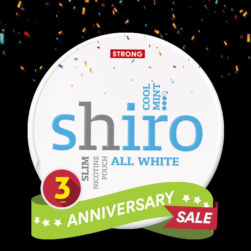 Shiro Cool Mint Strong