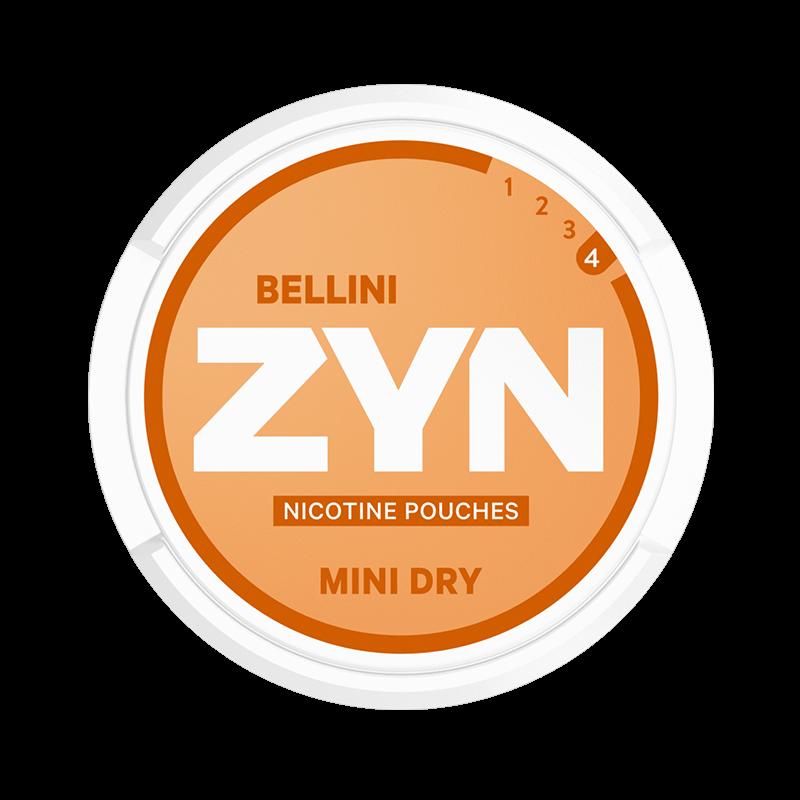 ZYN Mini Dry Bellini 6 mg