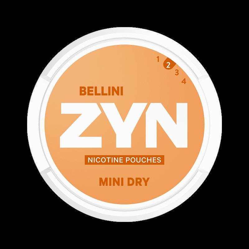 ZYN Mini Dry Bellini 3 mg