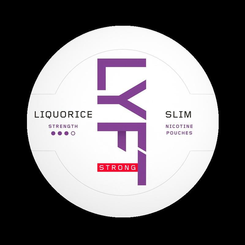 LYFT Liquorice Strong